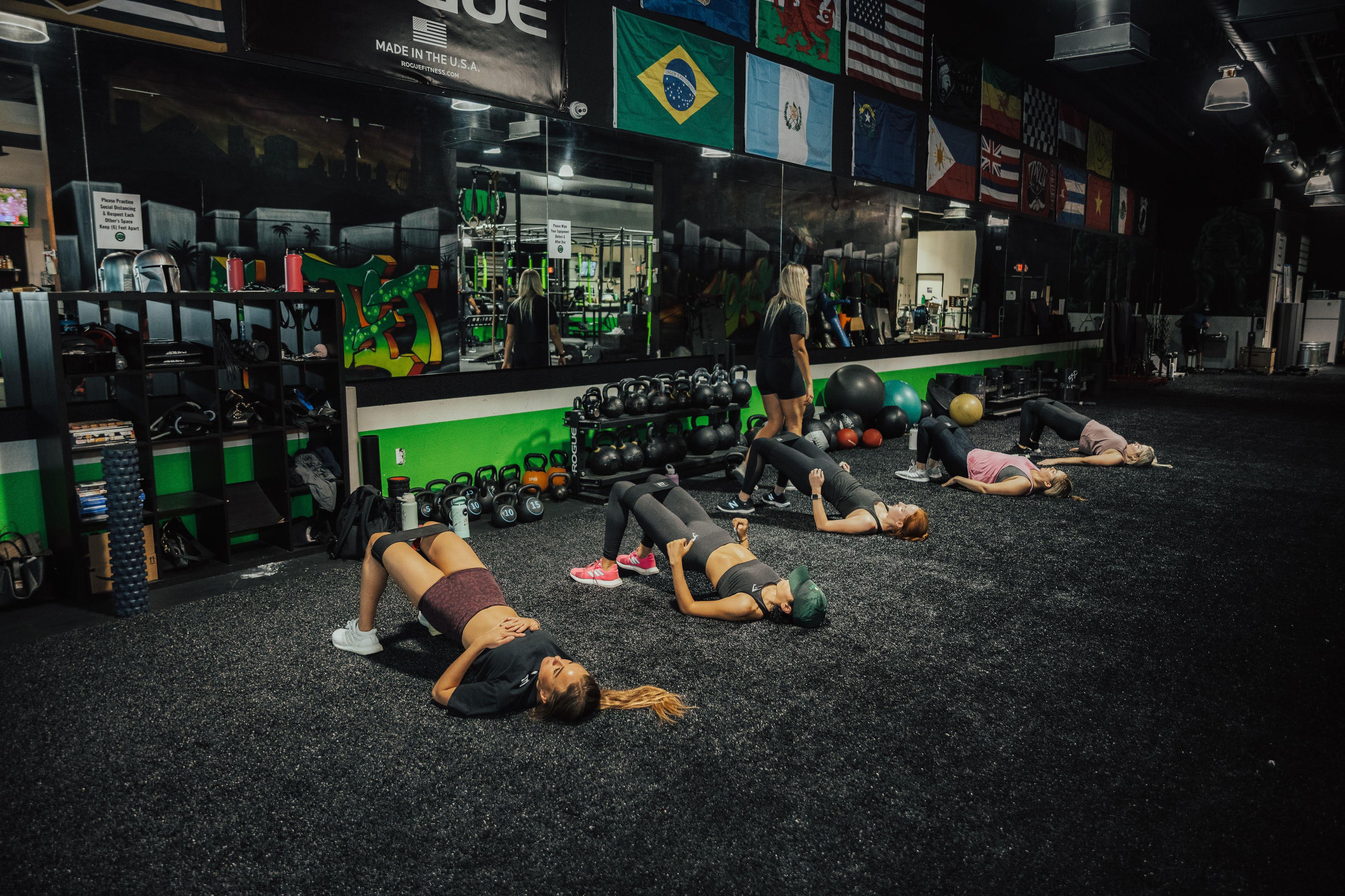 Gym Tour