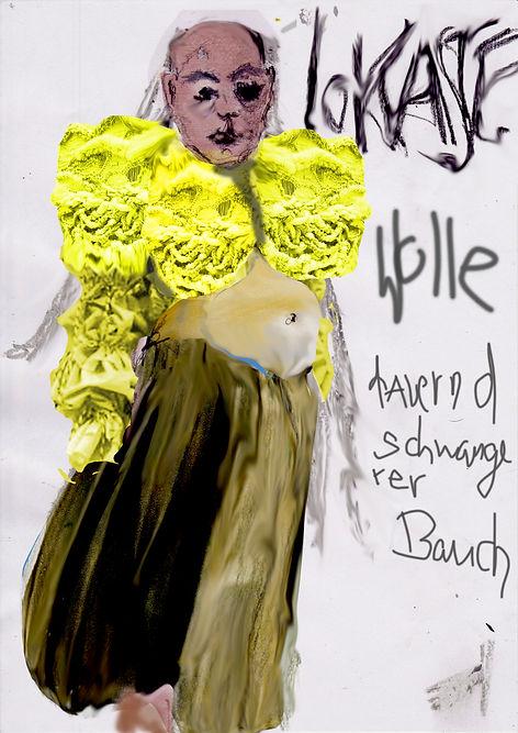 Hanna Rode  Stage & Costume design/ Bühnenbild & Kostümbild