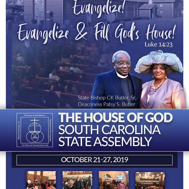 South Carolina State Assembly