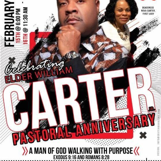 Pastor's Anniversary Celebration