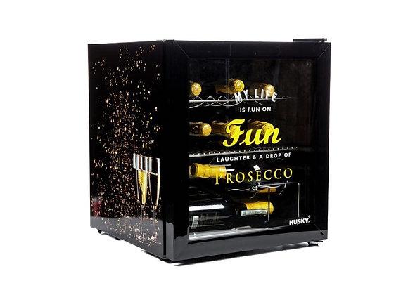 Free Prosecco mini-fridge