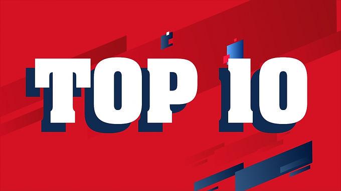 Top 10 Freebies