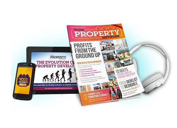 Free Online Property Training