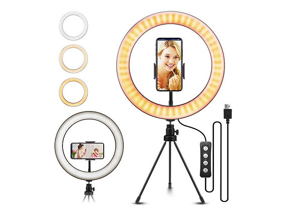 Free Selfie-Ring Light
