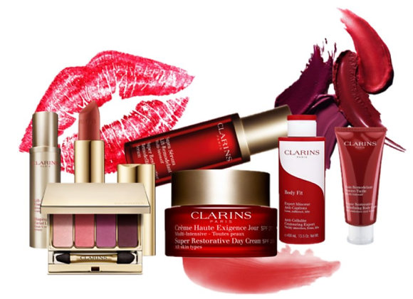 Free Clarins Pack