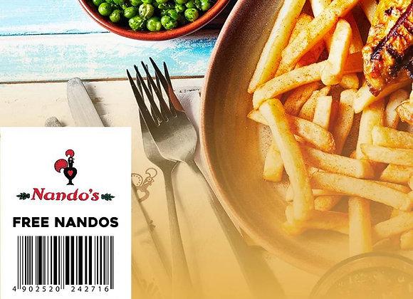 Free Nandos Family Meal