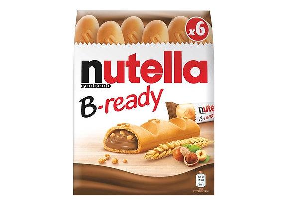Free Nutella B-ready Pack