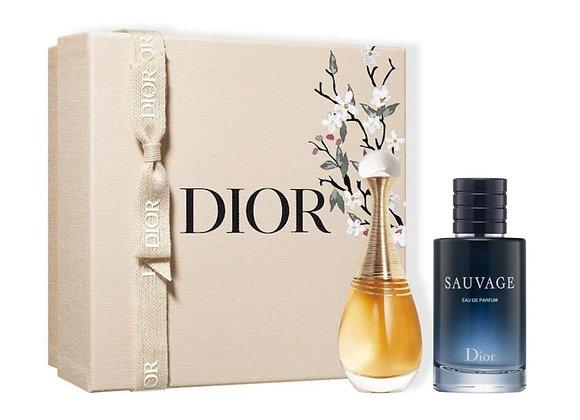 Free Dior Perfume Pack