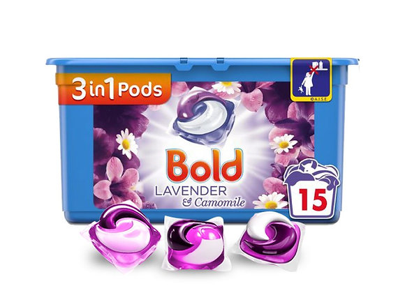Free Bold 3 in 1 Pods (Samples)