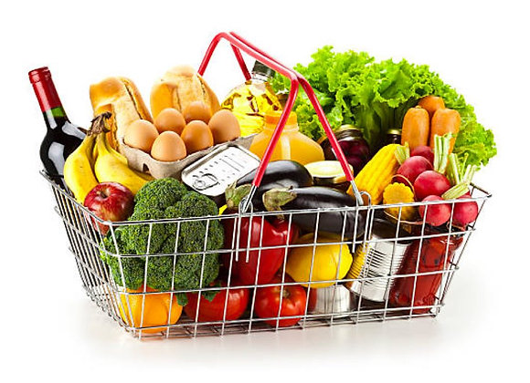 Free Supermarket Groceries