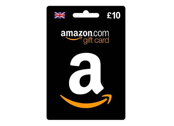 Free £10 Amazon Voucher