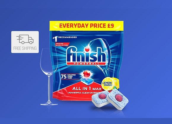 Free Finish Powerball Samples