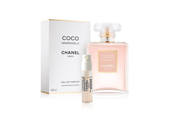 Free Chanel Samples