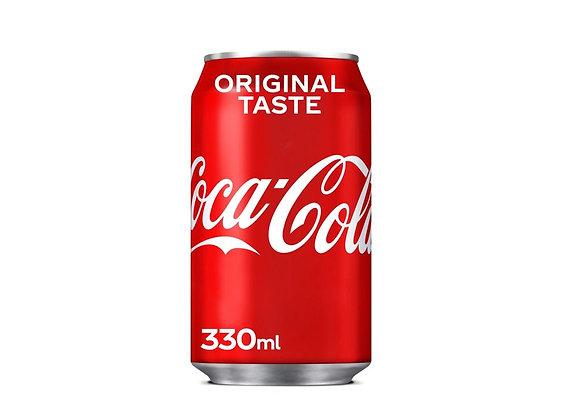 Free Coca-Cola Can