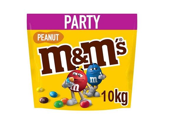 Free M&M 10Kg Pack