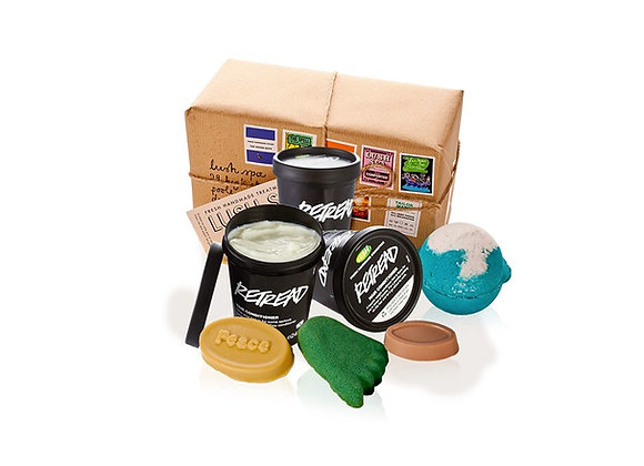 Free Lush Sample Box