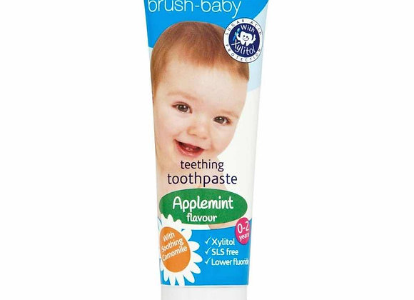Free Brush-Baby Toothpaste