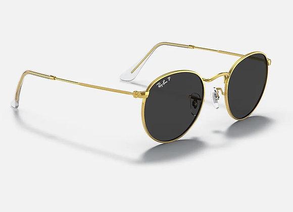 Free RayBan Round Metal Sunglasses