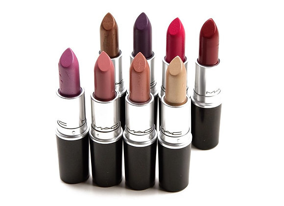 Free MAC Lipsticks (All Colours Available)