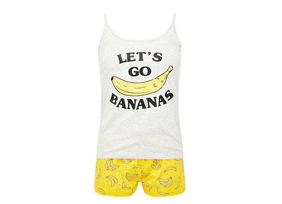 Free Primark 'Lets Go Bananas' PJ