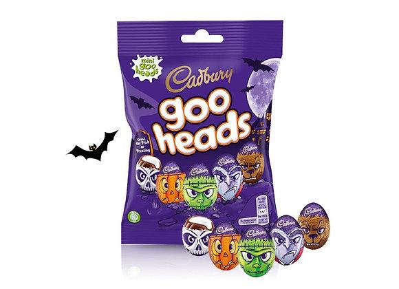 Free Cadbury Goo Heads Pack (40g)