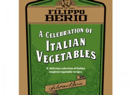 Free Filippo Berio Italian Cookbooks