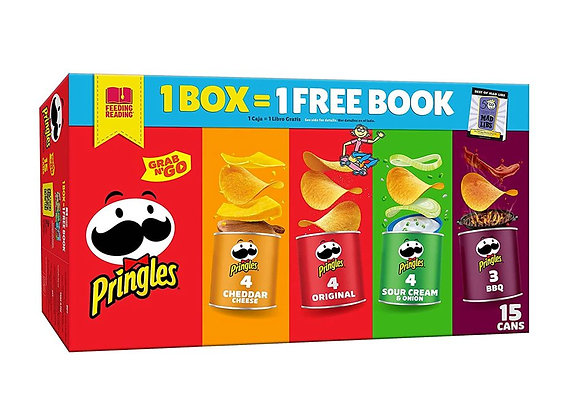 Free Pringles Party Pack