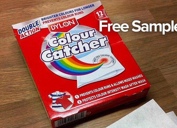 Colour Catcher Samples
