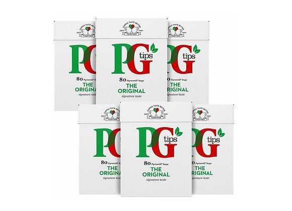 Free PG Tips Tea Bags