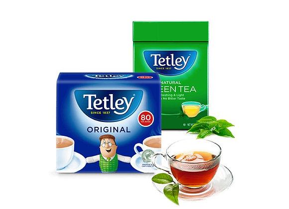 Free Tetley Tea Bags