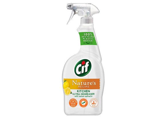 Free Cif Kitchen Cleaner