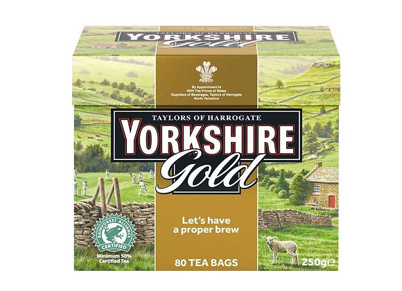 Free Yorkshire Tea Bags