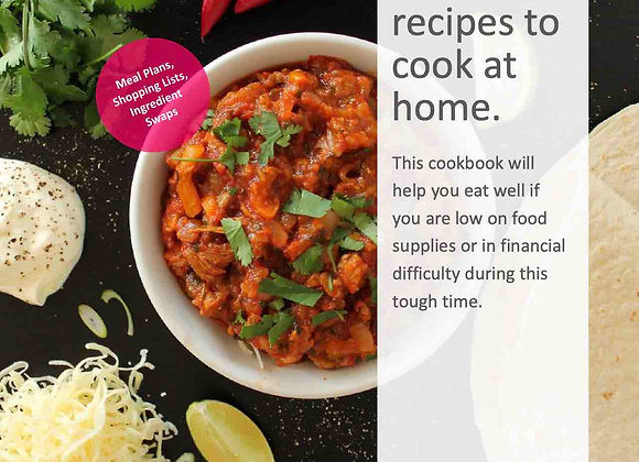 Free Budget Cooking Recipe Book