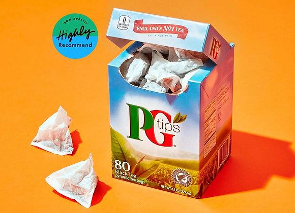 Free PG Tips Tea