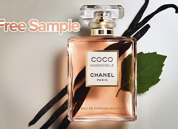 Coco Chanel Samples