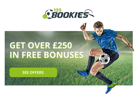 Free Bets with 123 Bookies