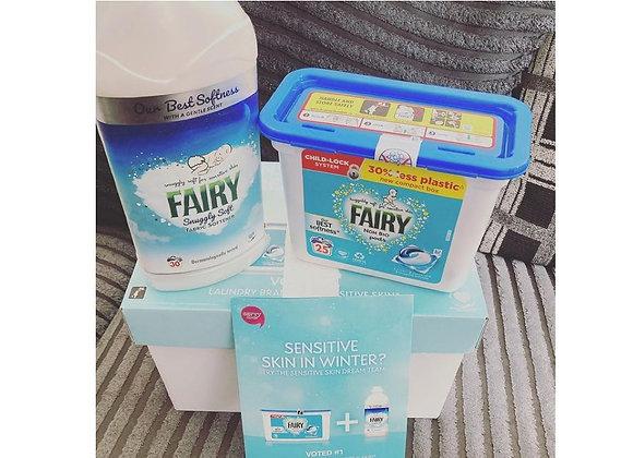 Free Fairy Non Bio Pack