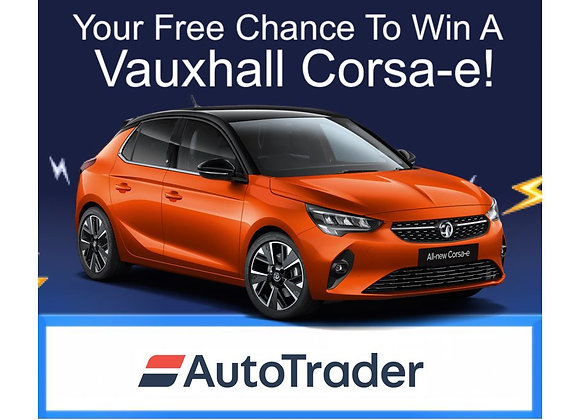Auto Trader Electric Car Giveaway