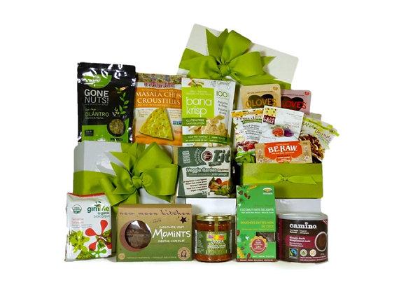 Free Vegan Box (Free delivery)