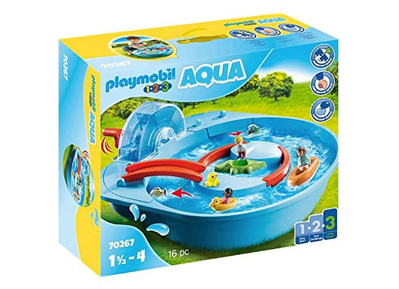 Free Playmobil 1.2.3 AQUA