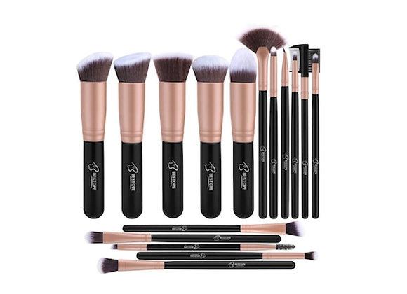 Free Professional Makeup Brush Set