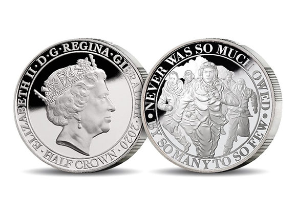 Free Official Royal Coin