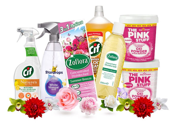 Free Cleaning Pack