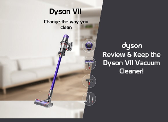 Review & Keep - Dyson V11 Cleaner