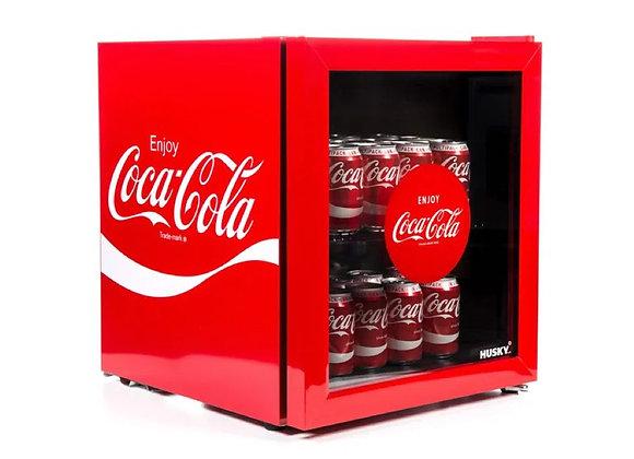 Free Coca-Cola Mini Fridge