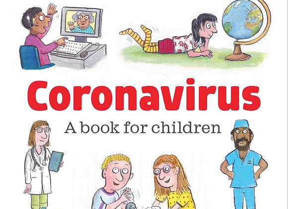 Free Kids Coronavirus Book