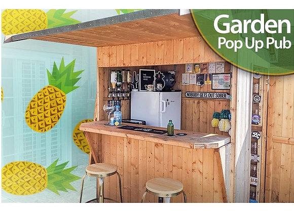 Free Garden Pop Up Pub Shed