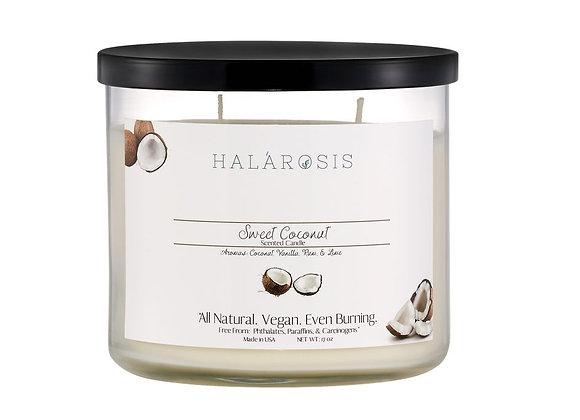 Free Halarosis Vegan Candle