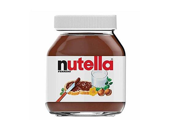 Free 5Kg Nutella Jar
