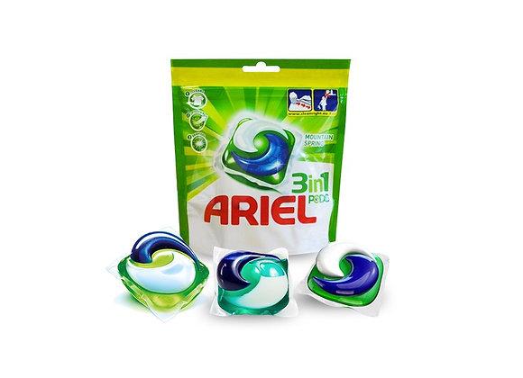 Free Ariel Pods